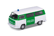 VW Bus T2 1972 Policie