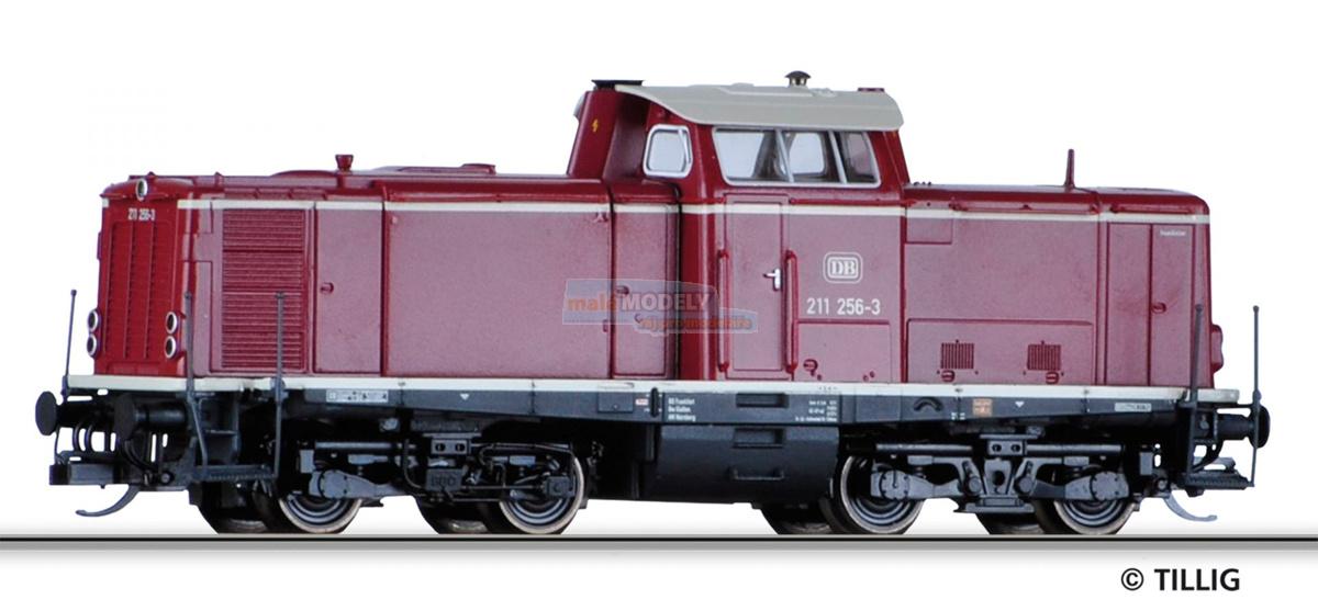 Dieselová lokomotiva BR 211