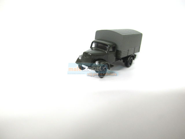 VV MODEL - Opel blitz military tanker
